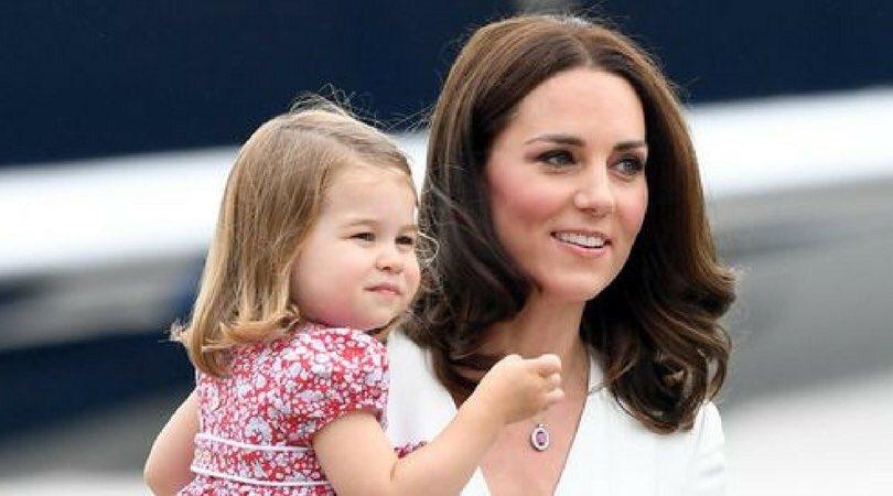 Charlotte + Mama Kate ✨💗 #RoyalTourPolan...