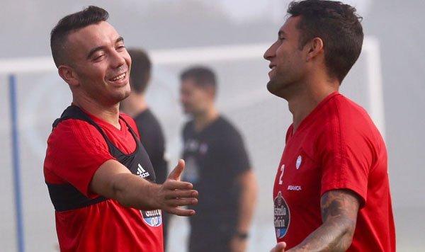 #RCCelta: Unzué recupera internacionales y Señé también se incorpora  http://www. futbolfantasy.com/noticias/43616 -unzue-recupera-internacionales-y-sene-tambien-se-incorpora  … pic.twitter.com/ztJ2BLepzQ