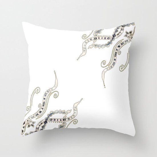 Elegant Pillows - #cozyhome  https:// society6.com/product/jellfi sh-queen_pillow#s6-6535433p26a18v126a25v193 &nbsp; …  by #maksciamind  @society6 @Society6max #homedecor #dorm #white #tape #decorideas<br>http://pic.twitter.com/5d0znnqbsD