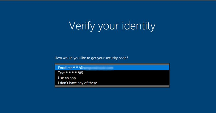 #Microsoft Added Long-Awaited Password Recovery Option to Windows 10; Reset Forgotten Password from the Lock Screen https://t.co/VGUvVNYjf3