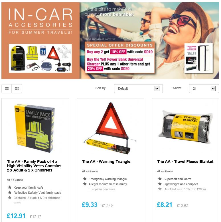#MondayMotivation 4 car travellers  http:// ow.ly/ju7D30dGd8v  &nbsp;   in-car accessories #RT #Follow #Win #MultiBuy any 2 10%/YE!! chargers+ 1 20% off <br>http://pic.twitter.com/80CThWTlzf