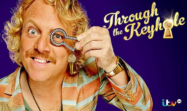 Booking to be in the audience for @LemonTwittor Through the Keyhole starts August 2017 via… https://t.co/obU8Rt4Hfj