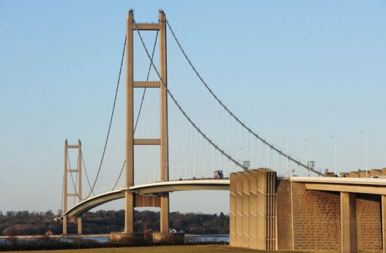 Humber Bridge among nine Hull locations to be given listed status  via @BBCNews   https://t.co/vFY4qMJ05T