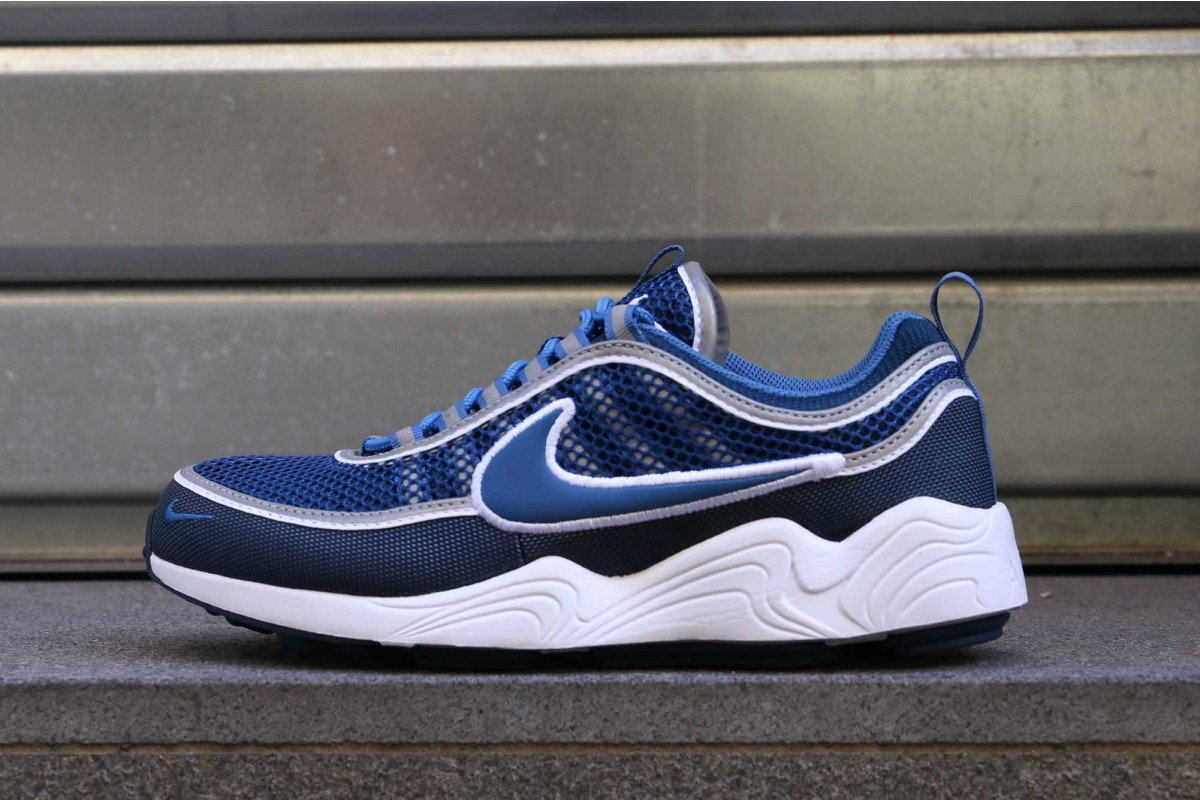 2985c8540c44 Blue vibes  Nike AIR ZOOM SPIRIDON  16 ARMORY NAVY   926955-400 Instore and  online ...