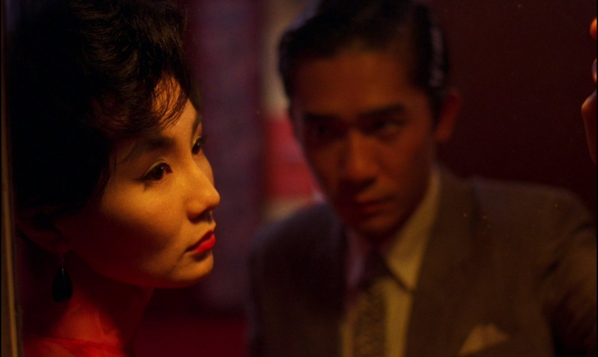 """""""We love what we can't have, and we can't have what we love."""" - Wong Kar-wai, born on this day. https://t.co/rJeLkWuN84"""
