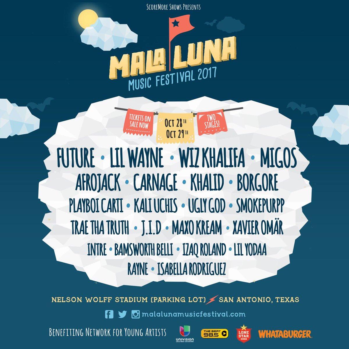 malaluna2017 hashtag on Twitter