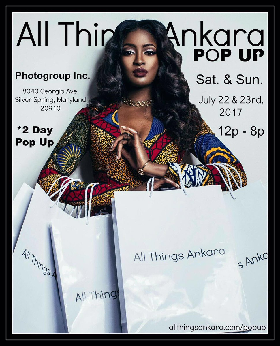 See you at the ATA Pop Up this weekend!  Free Admission with RSVP   http:// allthingsankara.com/popup/dmv/rsvp  &nbsp;   #allthingsankarapopup #shoplikeaboss #dcevent <br>http://pic.twitter.com/r5bjBPSTiY