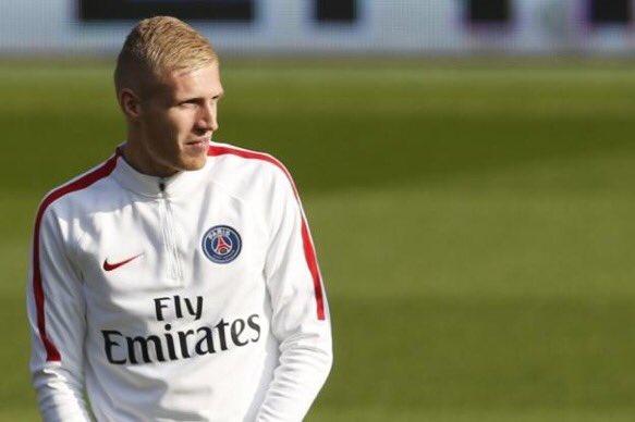[#Transfert] OFFICIEL ❗️  Gaëtan Robail (PSG) est prêté un an sans OA au Cercle Bruges.
