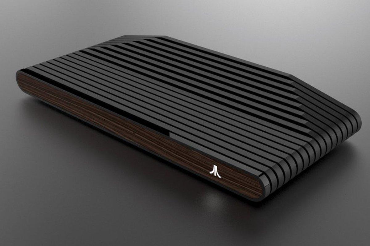 Ataribox : la prochaine console d'Atari ressemble officiellement à un routeur - https://t.co/7l6iYRvrwj