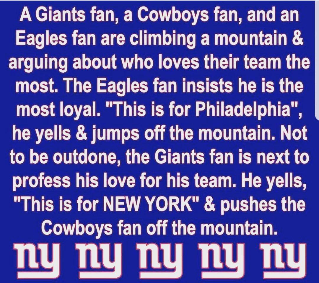 Always willing to led a hand (push) #Giants #giantspride #nygiants #nyg #giantsnation #bigblue #bigbluenation #beatdallas #cowboysfail<br>http://pic.twitter.com/NrB9zXelqF
