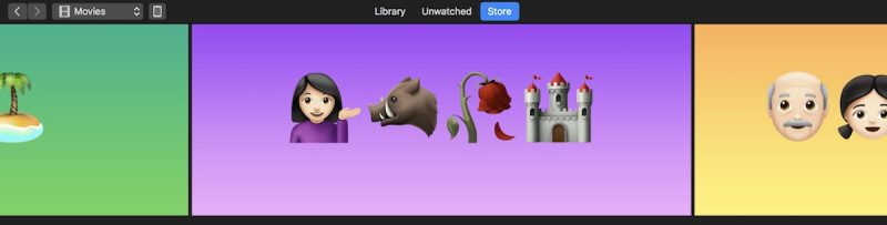 Apple Celebrates World Emoji Day With an Emoji-Themed Makeover for iTunes Movies https://t.co/ChMdq06bZa by @mbrsrd