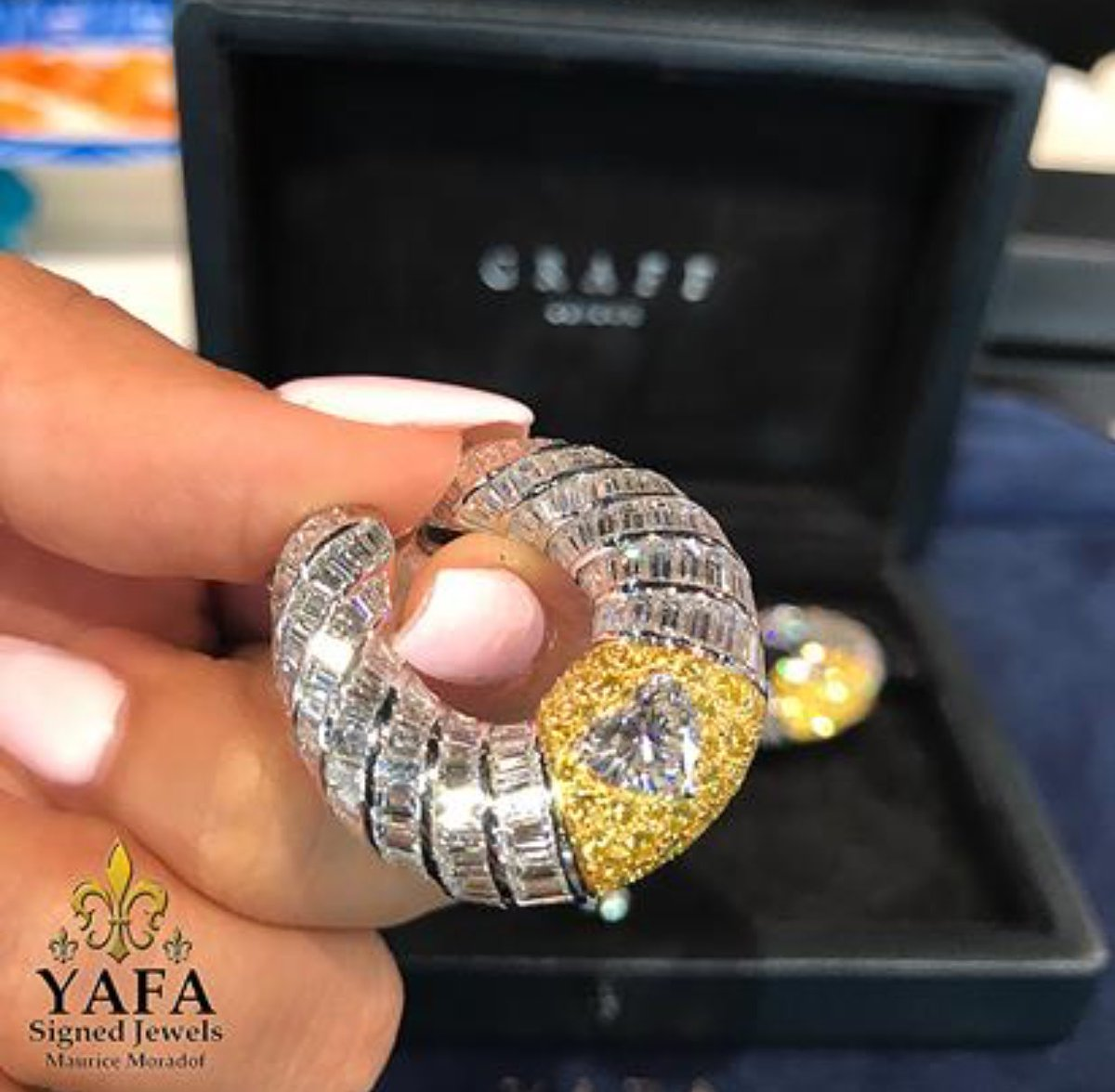 Yafa signed jewels new york ny 1stdibs page 4 -  Vintagesignedjewels Vintage Jewels Graff Http Vintagesignedjewels Com Pic Twitter Com Nhs07ir8vo