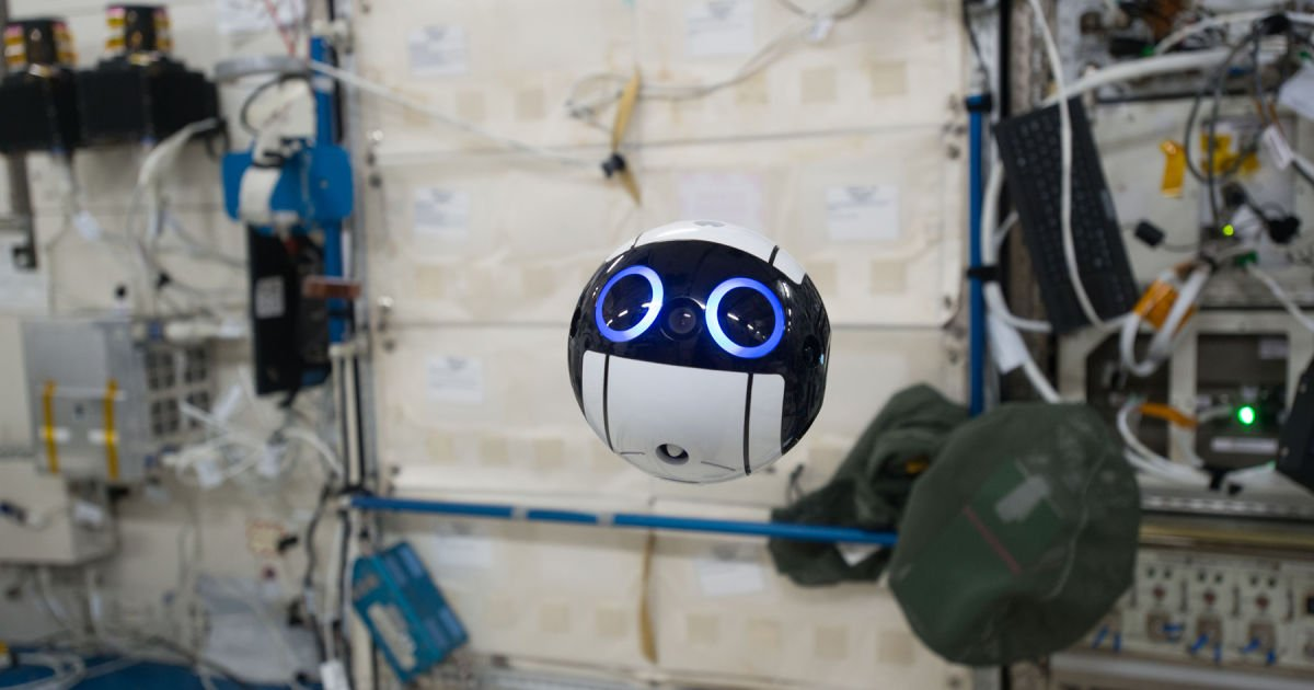 test Twitter Media - Meet the International Space Station's adorable camera drone https://t.co/fcB20P1aHU https://t.co/Xs4qS2rC7K