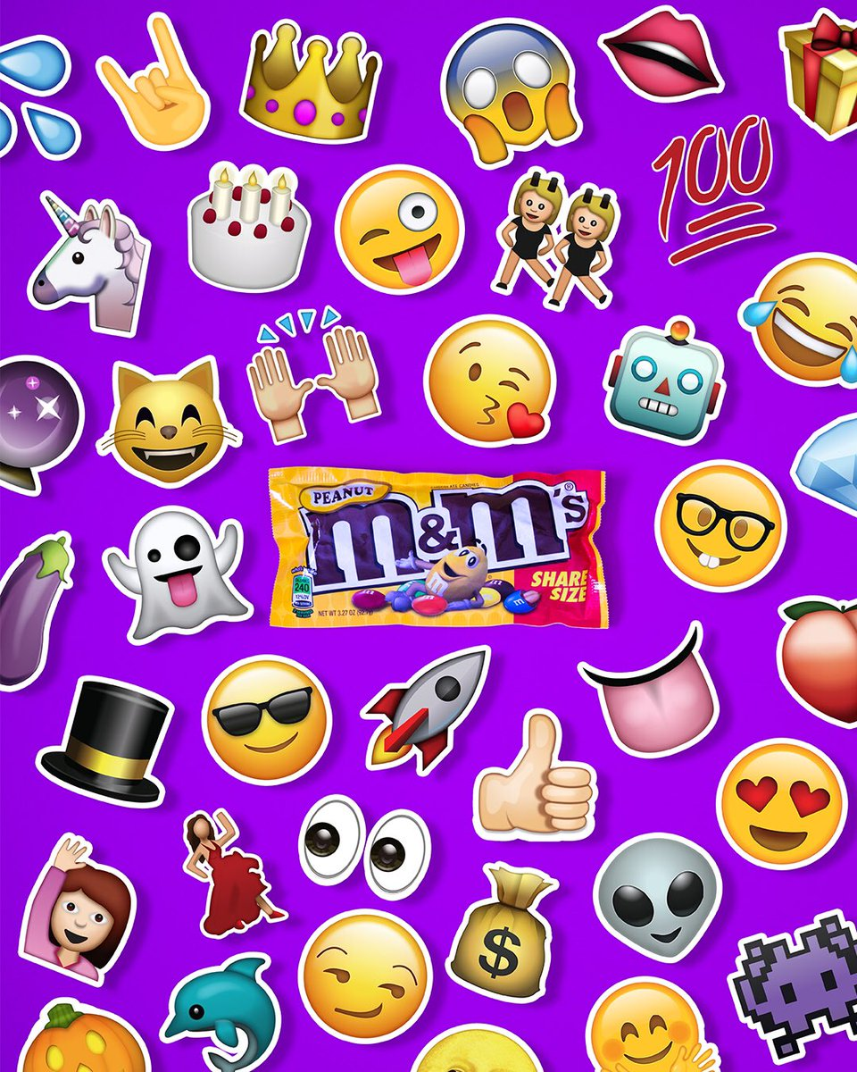 mms brand on twitter you cant spell emoji without an m comment with your favorite emojis and emoji phrases