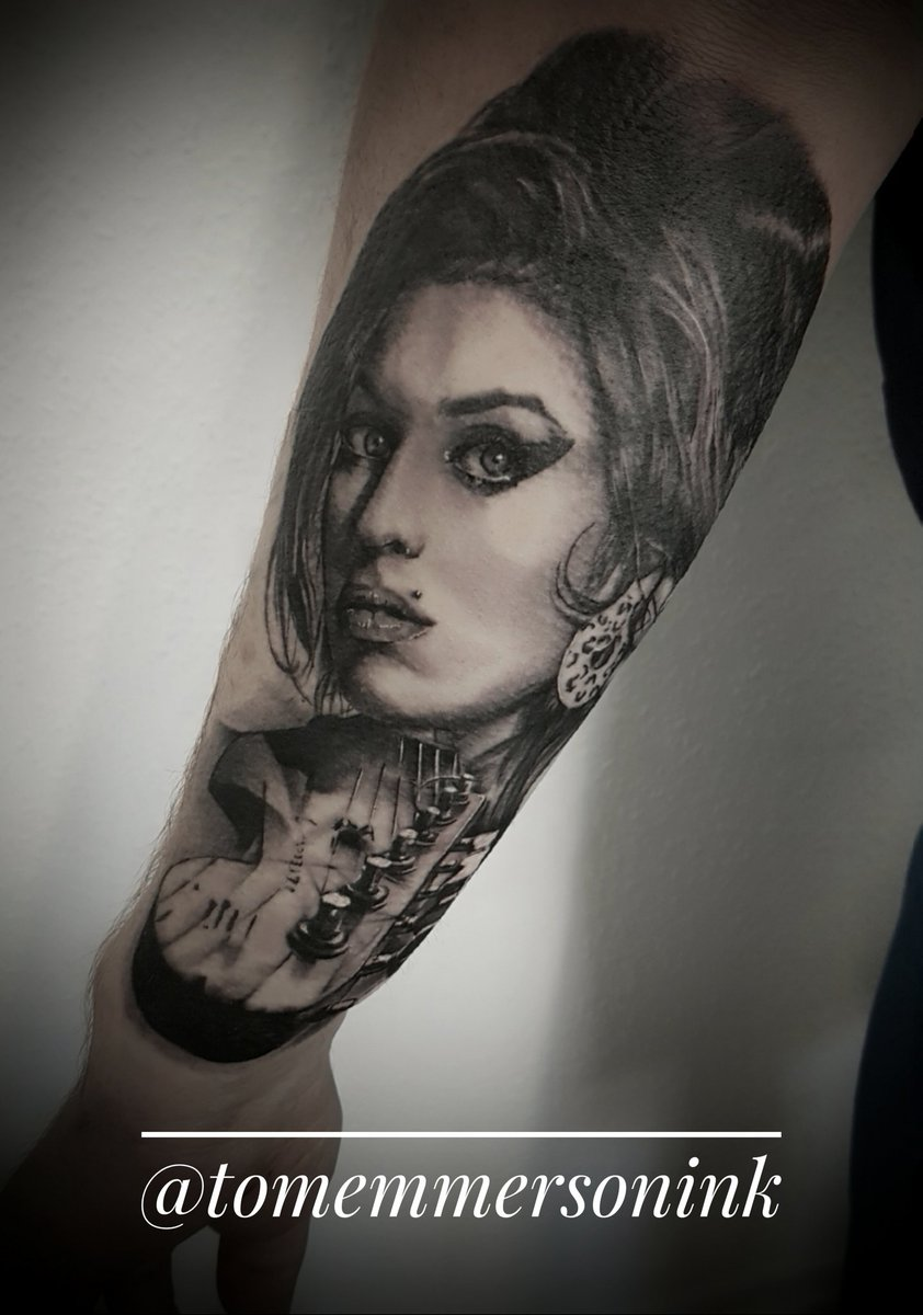 Amy Winehouse Nua tom emmerson (@tomemmersonink) | twitter