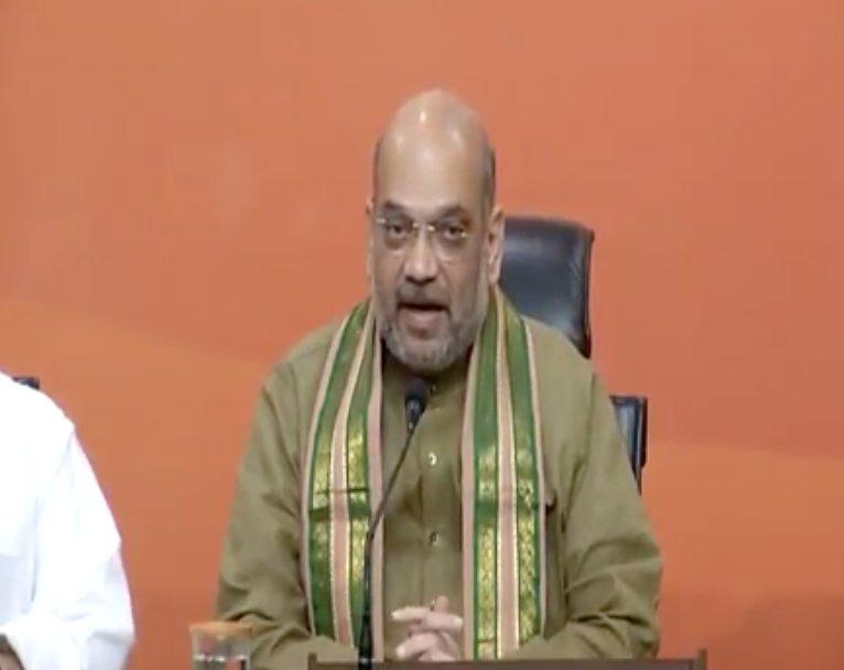 Shri @MVenkaiahNaidu to be NDA's vice presidential candidate: Shri @AmitShah https://t.co/u2Cq0VPdgg