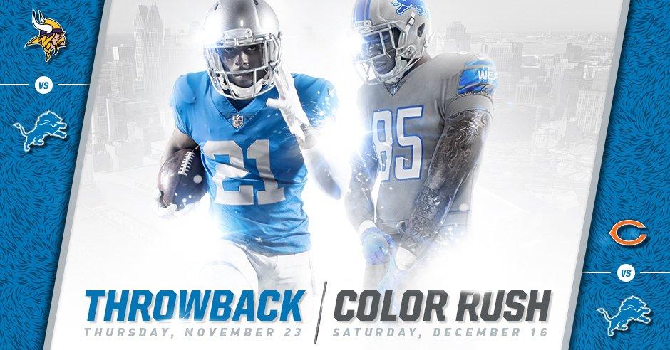 hot sale online 9abf4 c31fe Detroit Lions on Twitter: