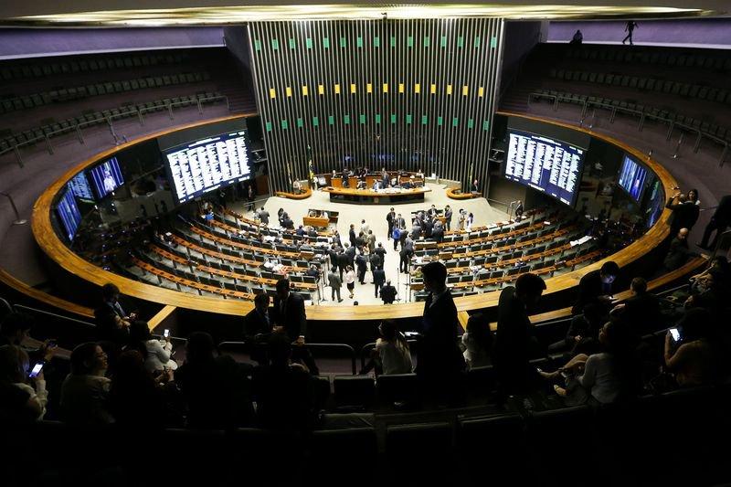 Denúncia contra Temer e reforma da Previdência devem tomar pauta da Câmara em agosto https://t.co/Yju0V8FVKd Foto: Marcelo Camargo/ABr