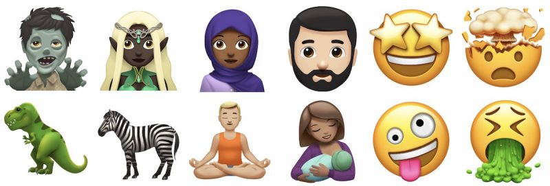 Apple Highlights New Batch of Emoji Coming to iOS, macOS, and watchOS Later This Year https://t.co/JJfmArz31A by @mbrsrd