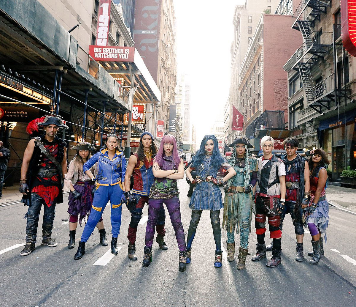 Descendants Fanfiction The Truth About The Isle