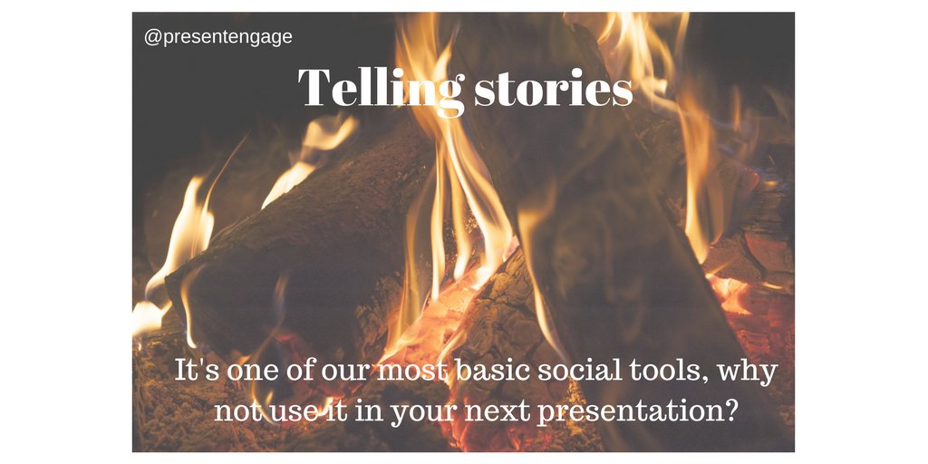 Seek out stories that support your narrative, they don't have to involve you personally #presentationskills #speakingtips #publicspeaking<br>http://pic.twitter.com/iCc4MpyriS