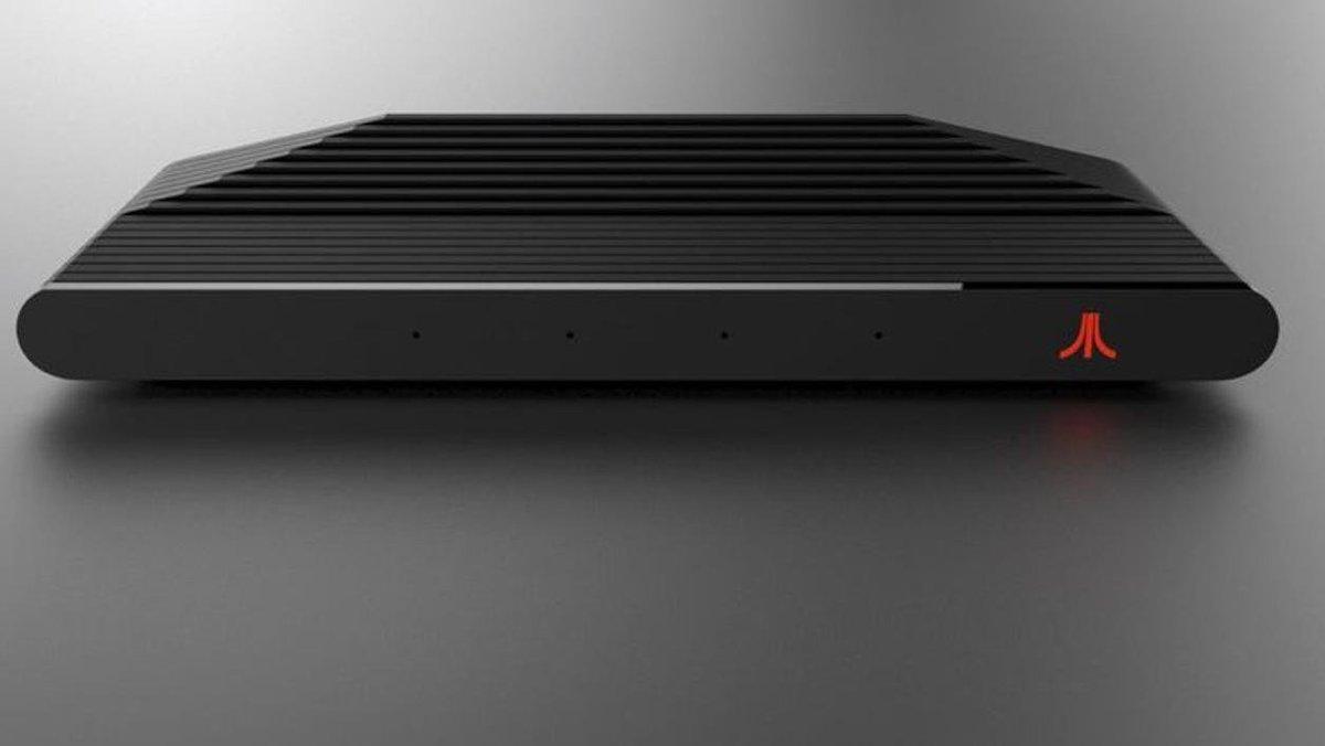 Après Nintendo, Atari joue la carte de la nostalgie et dévoile son Ataribox https://t.co/IuUgA7pJhO