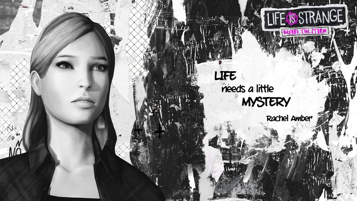 Life Is Strange Before The Storm Wallpaper: Life Is Strange (@LifeIsStrange)