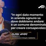 Plinio Vanini, Presidente e Amministratore Delegato di Autotorino, a #ADDXV #quote