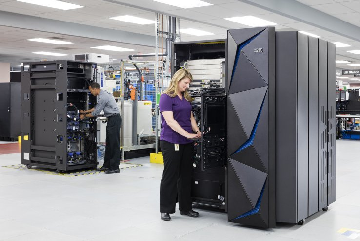 IBM dangles carrot of full encryption to lure buyers to new z14 mainframe