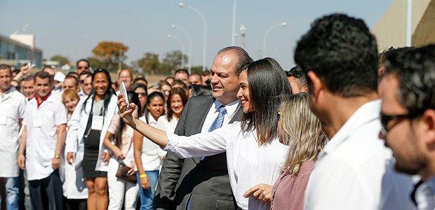 Leandro Colon | Ministro da Saúde mostra não ter muita noção da realidade do país https://t.co/kXfogQyko9