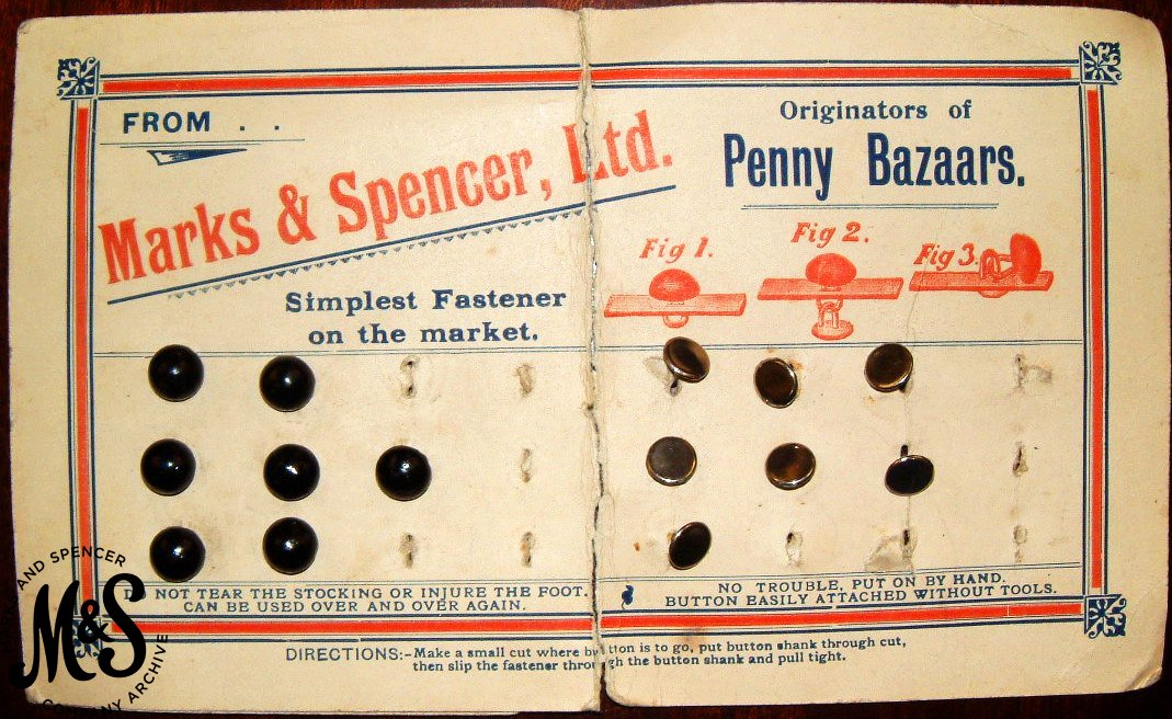No more sewing buttons on, use &#39;The Simplest Fastener on the Market&#39;, they don&#39;t tear stockings either!   #Haberdashery #Buttons #Sewing<br>http://pic.twitter.com/32BlSptDnH