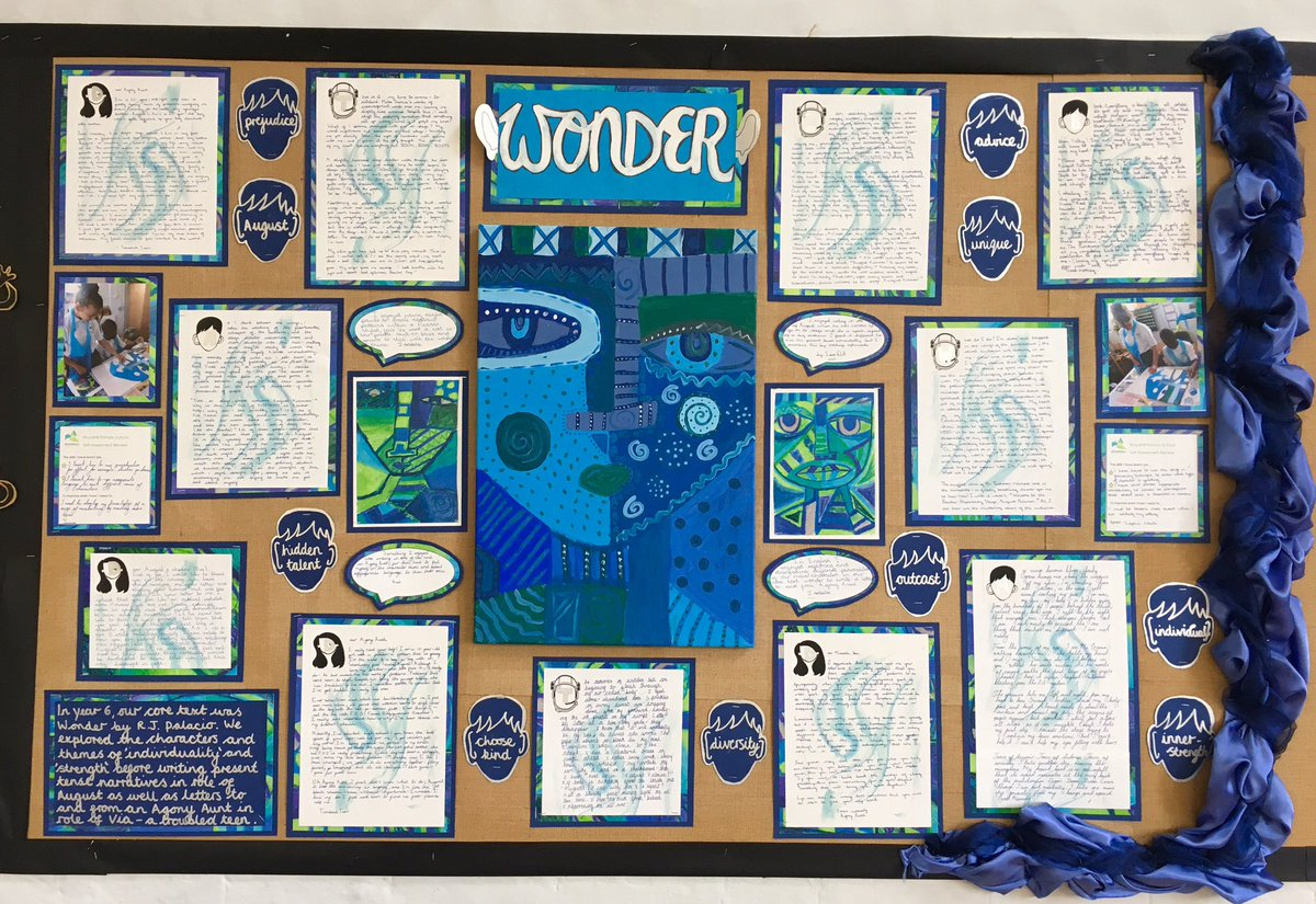 Another fabulous set of outcomes Oak Tree Class!You have truly done yourselves (and I) incredibly proud this year  @WoodhillSchool #wonder <br>http://pic.twitter.com/VPi9pJe31K
