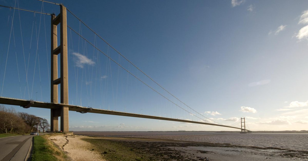Humber Bridge and Philip Larkin's home listed in celebration of Hull's architectural treasures https://t.co/NKSh3tu1b7