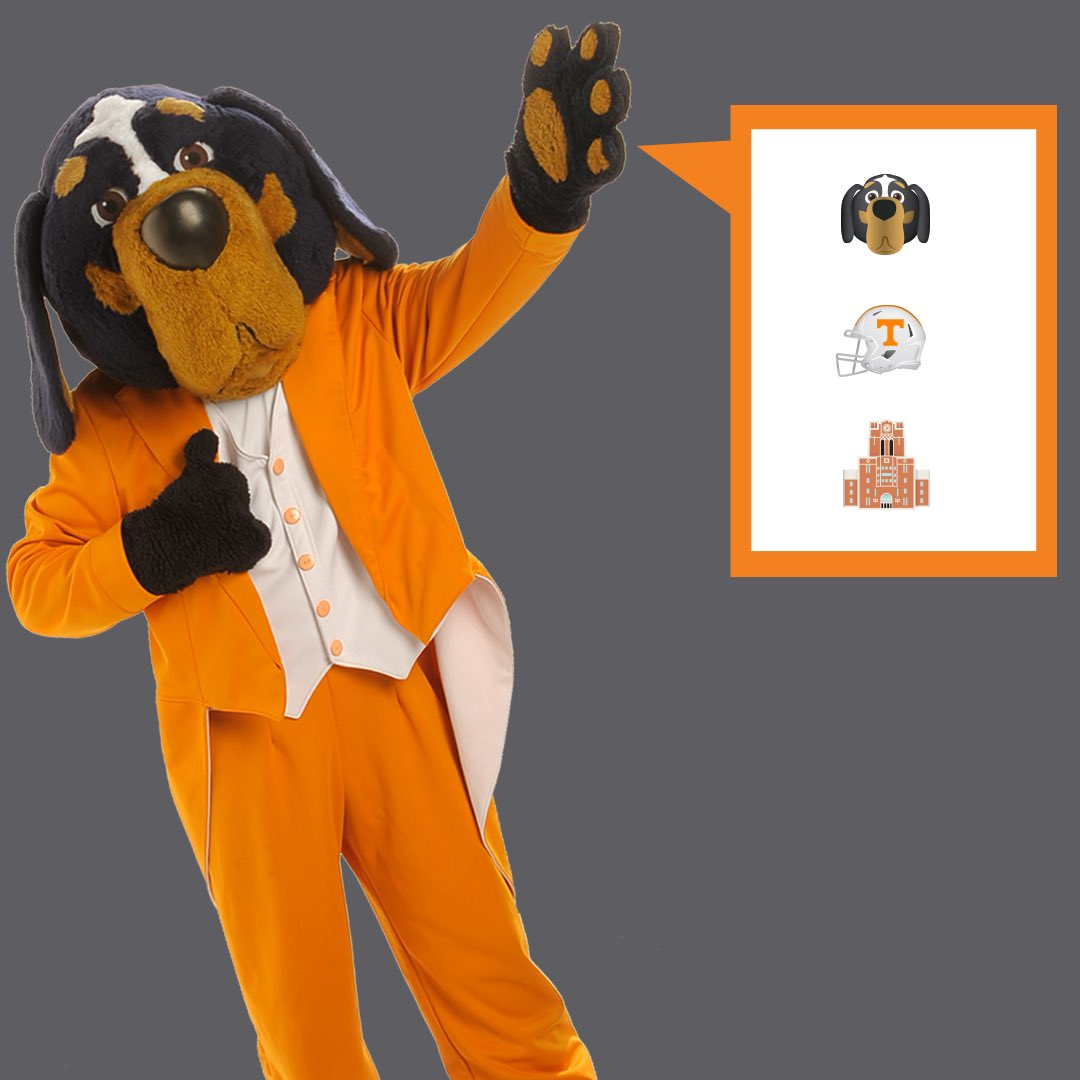 RT @tennalum: Happy #WorldEmojiDay Vols! Check out all the @UTKnoxville emojis at https://t.co/B0M0WtLiNY https://t.co/4FC9vz8OOn