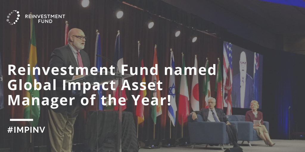 Reinvestment Fund named the Global Impact Asset Manager of the Year by @GSGimpinv  http:// bit.ly/2uteMpS  &nbsp;   #GSGHonors #GSGSummit #impinv<br>http://pic.twitter.com/hRQdkQC26j