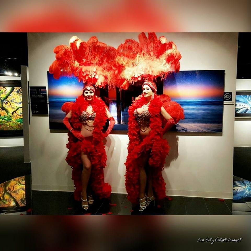snude photos of las vegas showgirls