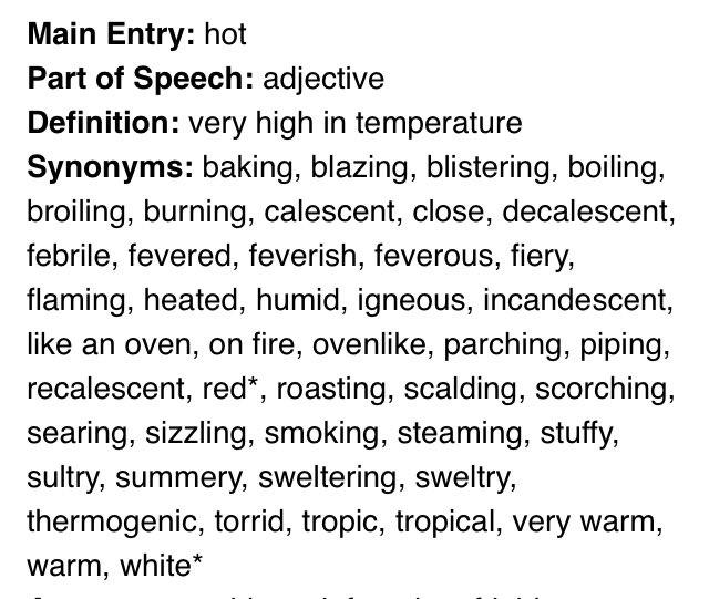 Words to describe the weather romeondinez words m4hsunfo