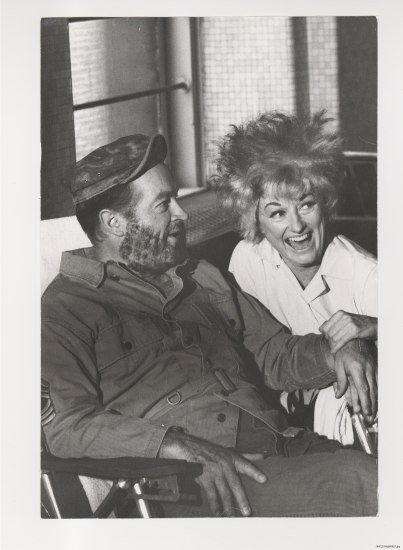 Phyllis Diller with Bob Hope, from @amhistorymuseum  https://t.co/PF73dVGiYJ https://t