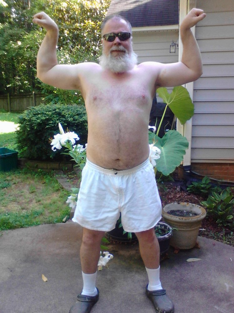 My NC gray beard bud from  http:// GLOBALFIGHT.com  &nbsp;   #beard #silverfox #polarbear #daddy #gray #hairy #chest #grey #mens #gallery #profile #dad<br>http://pic.twitter.com/xACH4FJ5DW