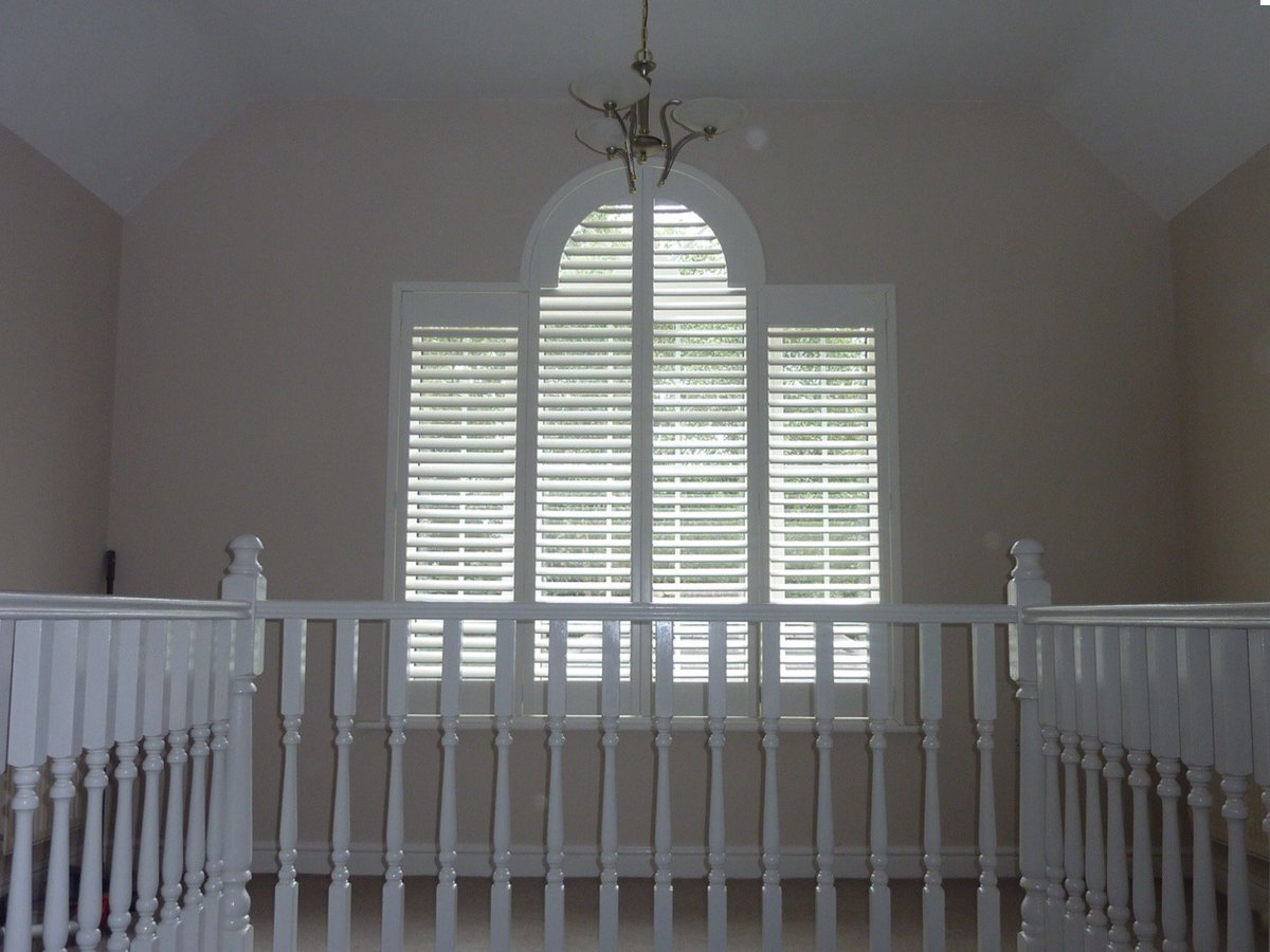 Whatever the shape of your windows, there is a #shutter just for you! Made-to-measure to match the exact measurements giving a quality look. <br>http://pic.twitter.com/LMuJyovQdt