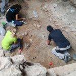 L'excavació del #Rec #Comtal va avançant amb noves incorporacions #ArqueoBorn17 #archaeology #arqueologia #Archäologie #MedievalModernAge