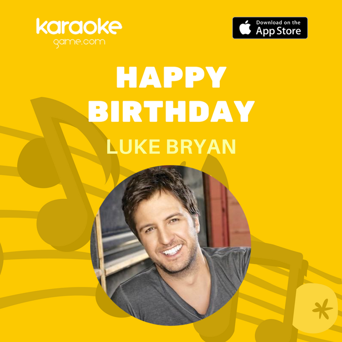 Country girls and boys must shake for today! Happy Birthday!