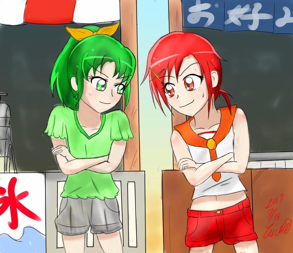 日野 雄介 (@Sunnyfire2012)さんのイラスト
