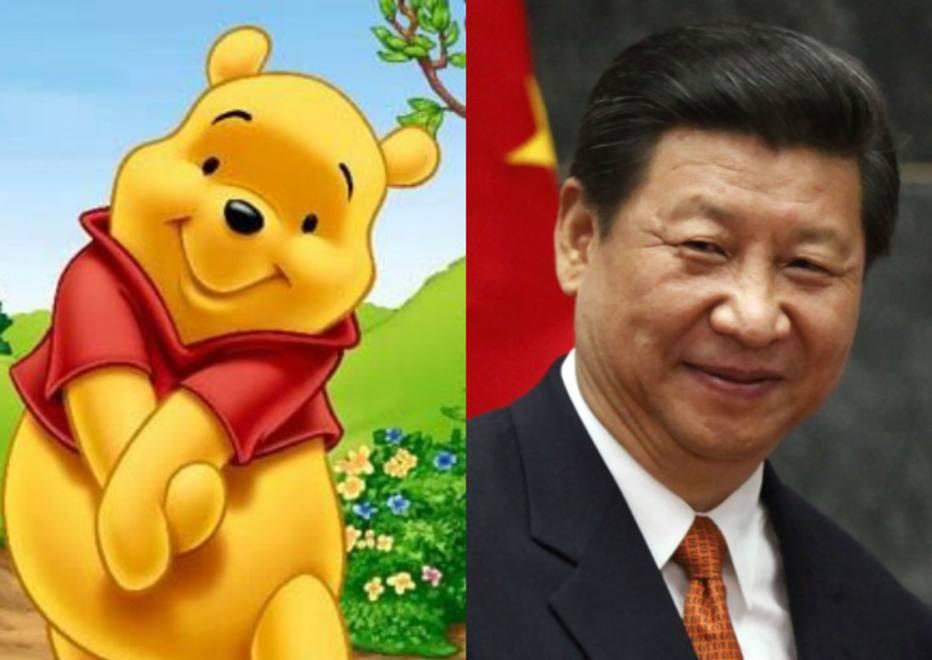 Ursinho Pooh torna-se vítima da censura na China por conta de piadas com presidente  https://t.co/9CofUjIdUO