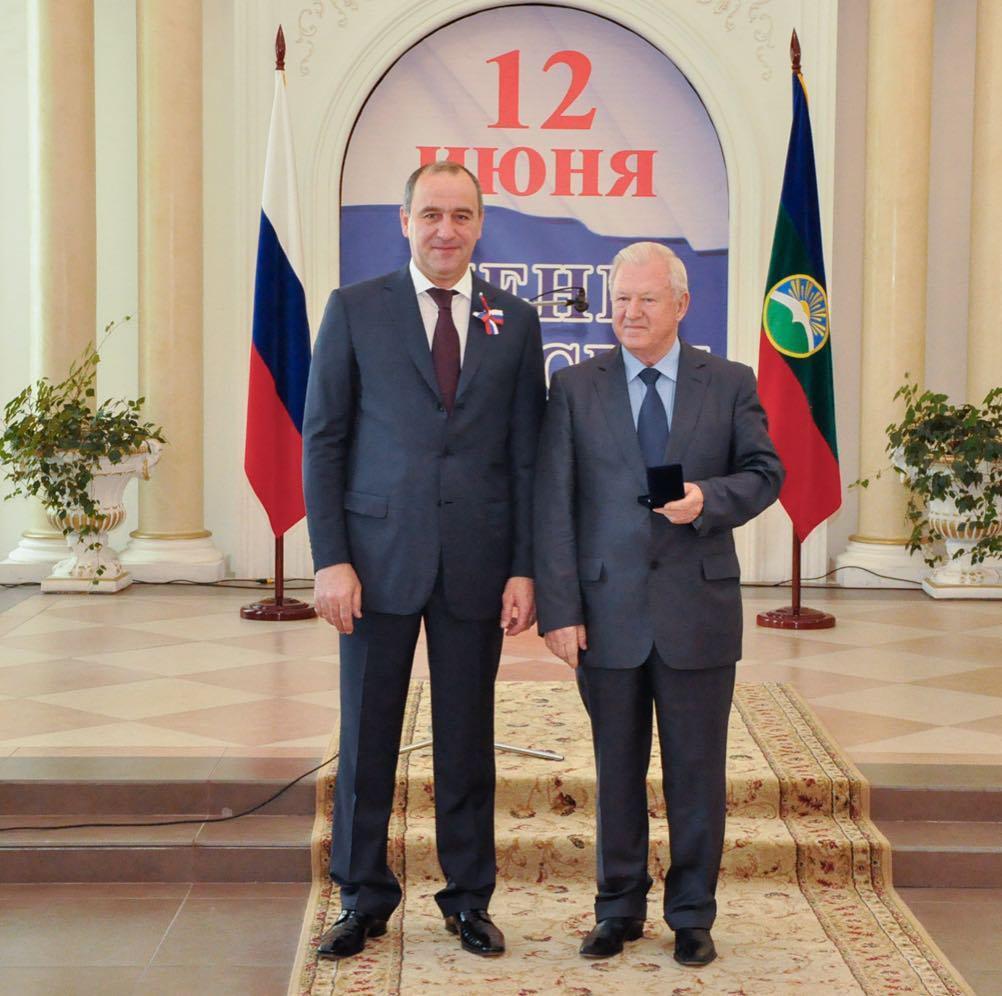 Заслуженный строитель россии поздравления