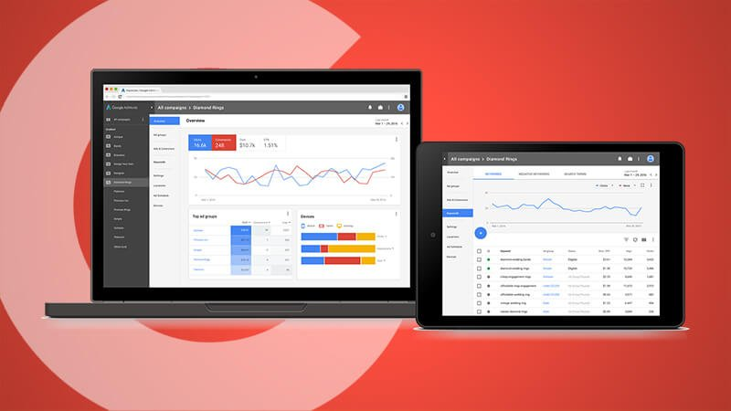 7 features you'll only find in the new #GoogleAdWords interface  #digitalmarketing  #searchenginemarketing   http:// searchengineland.com/features-exclu sive-new-adwords-next-interface-278773 &nbsp; … <br>http://pic.twitter.com/sMNvS0XEmy