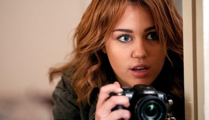 Vem que @MileyCyrus é #ASuperAgente na #SessãoDaTarde!