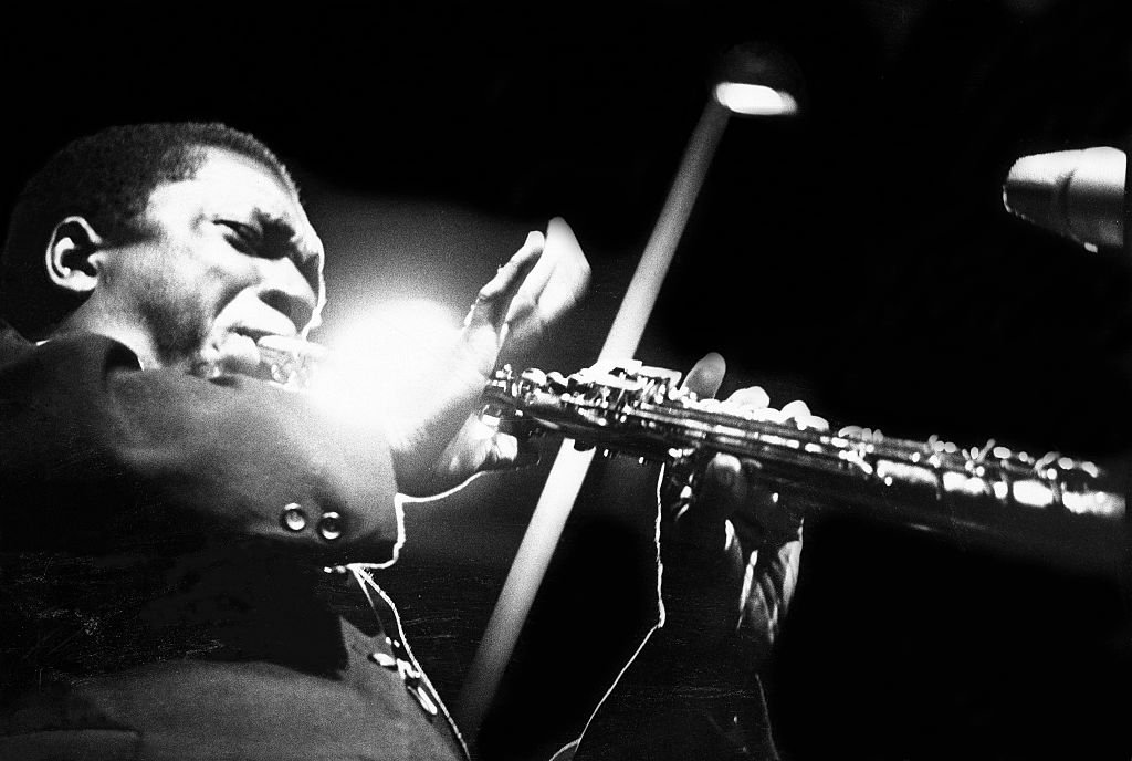 John Coltrane died 50 years ago today. Read our recent feature on 'Interstellar Space' https://t.co/GKPdLndpZ5