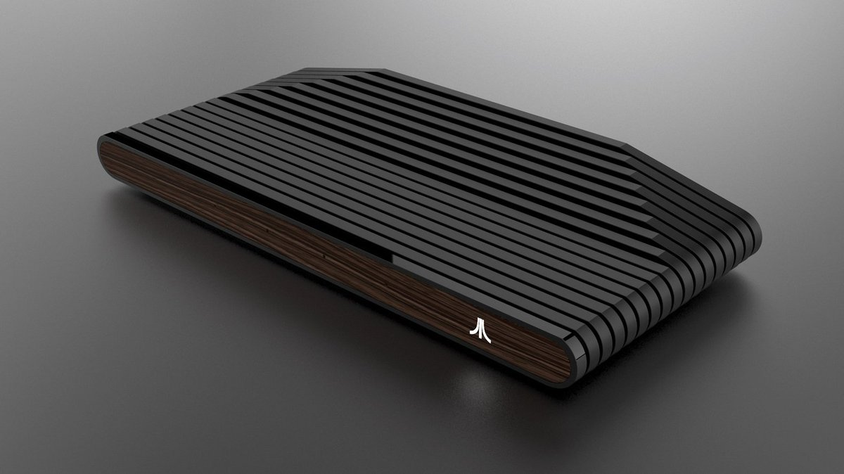 Following Nintendo's lead, Atari is making its own NES Classic https://t.co/9DXa24nYEW