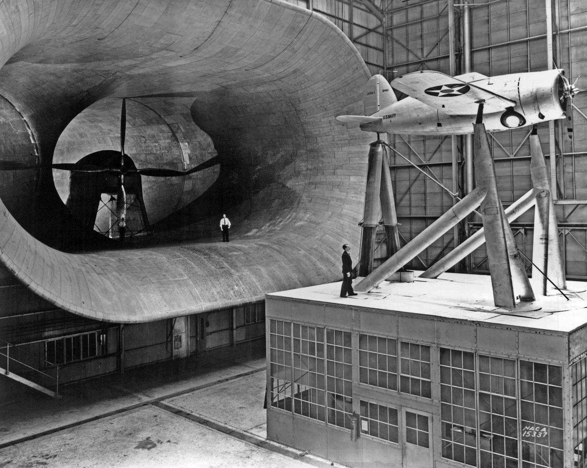 Science fiction turned to science fact thanks to @NASA_Langley https://t.co/nzM5NJlUu6 #NASALangley100